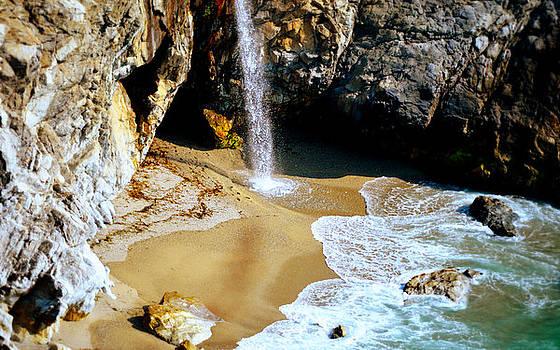 Glenn McCarthy Art and Photography - Mc Way Falls - Where Waters Meet