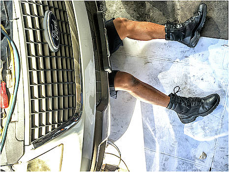 Kako Escalona - Mechanic. Little Havana, FL