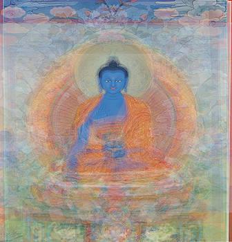 Medicine Buddha by Tin Tran