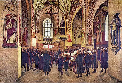 Medieval Catholic Mass by Pekka Liukkonen