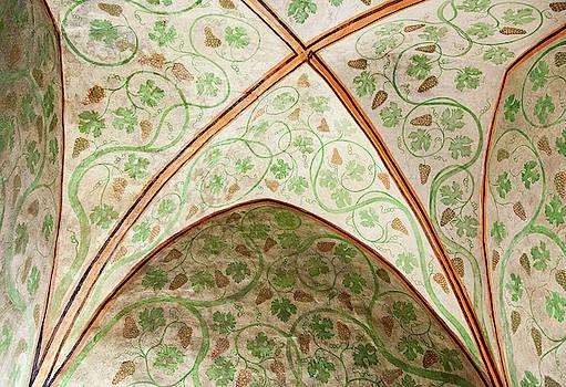 Ramunas Bruzas - Medieval Ceiling