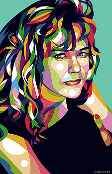 Meg Ryan by Stars-on- Art