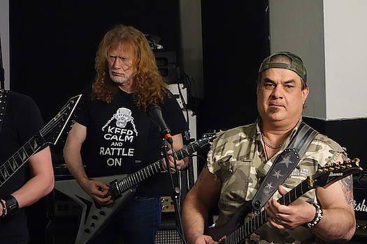 Megadeth by Steve Pimpis
