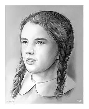 Melissa Gilbert by Greg Joens