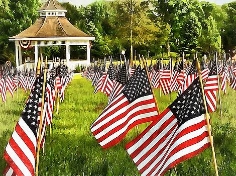 Memorial Day by Harry Warrick