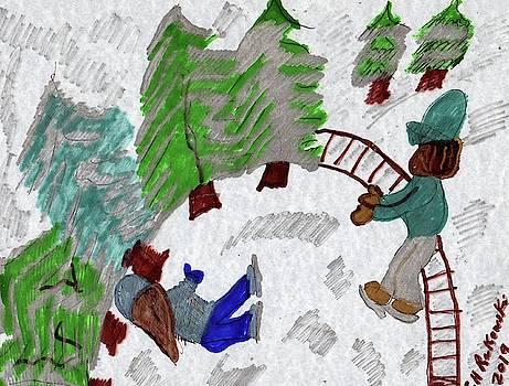 Memories of Forest Lake by Elinor Helen Rakowski