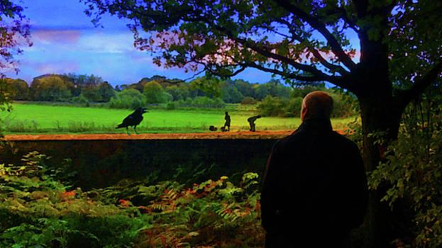 Mike Breau - Memories of Little Bollington Cheshire-Northwest England UK