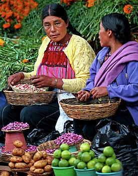 Mercado Chiappas  by Bruce Herman