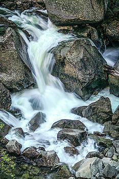 Tony Crehan - Merced Cascade on the John Muir Trail