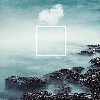 Merging Sea And Sky by Dirk Wuestenhagen