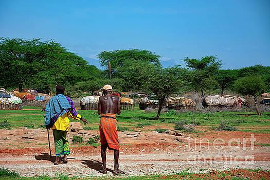Merille People Settlement by Morris Keyonzo