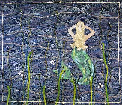 Mermaid Haiku by Pam Geisel