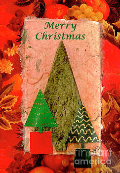 Sharon Williams Eng - Merry Christmas Card