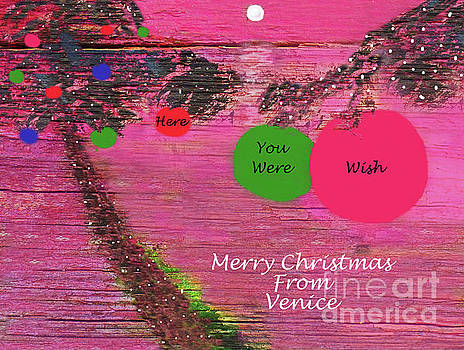 Sharon Williams Eng - Merry Christmas from Venice 300