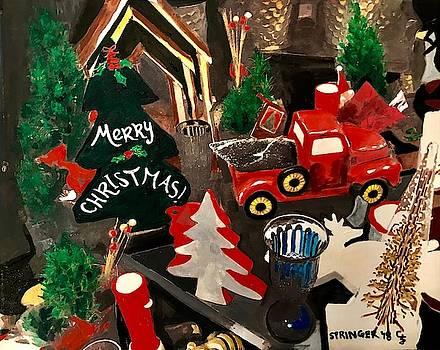 Merry Christmas by Gary Springer