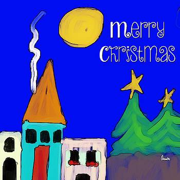 Merry Christmas  by Lorenka Campos