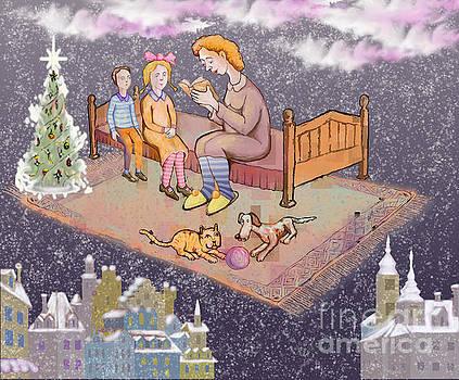 Merry Christmas by Milen Litchkov