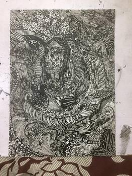 Messenger  by Tejsweena Krishan