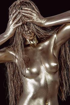 Iridescent Woman by Matt Deifer