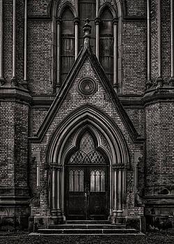 Metropolitan United Church Toronto Canada 7 by Brian Carson