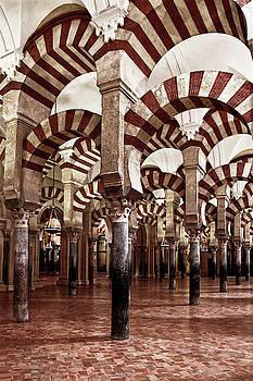 Mezquita de Cordoba by Fred Hood
