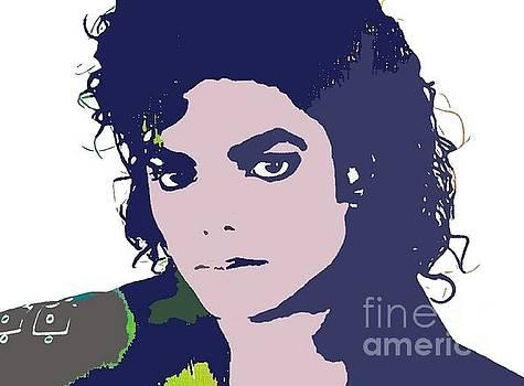 Michael Jackson by Vesna Antic