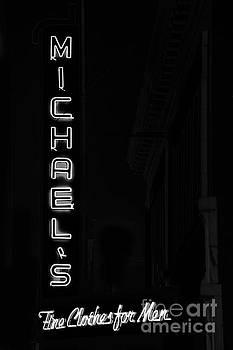 Michaels Mens Wear Kansas City by Terri Morris