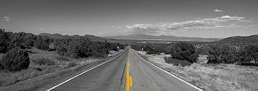 Middle Of The Road by Tom Gresham
