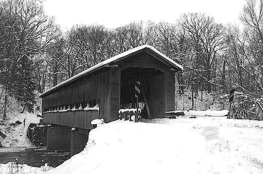Middle Road Bridge  by Diane Schuler