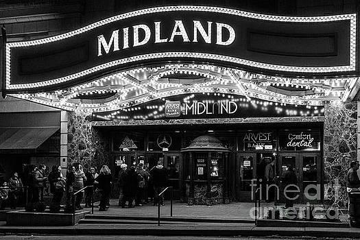 Midland Theatre Kansas City by Terri Morris
