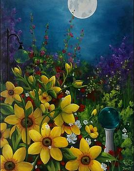 Midnight Garden by Danett Britt