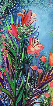 Midnight Garden by Jennifer Lommers