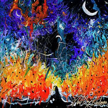Midnight meditation by Neal Barbosa
