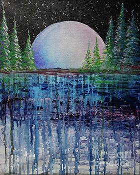 Midnight Moonlight by Jacqueline Athmann