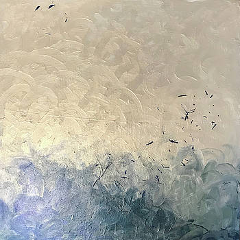 Migration Water Two by Karrie Ross