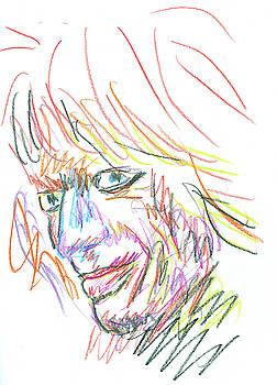 Mike Monroe by Pekka Liukkonen