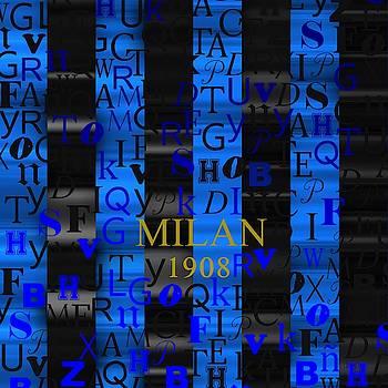 Milan 1908 by Alberto RuiZ