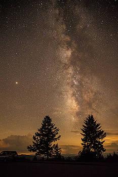 Milky Way BRP by Kelly Kennon
