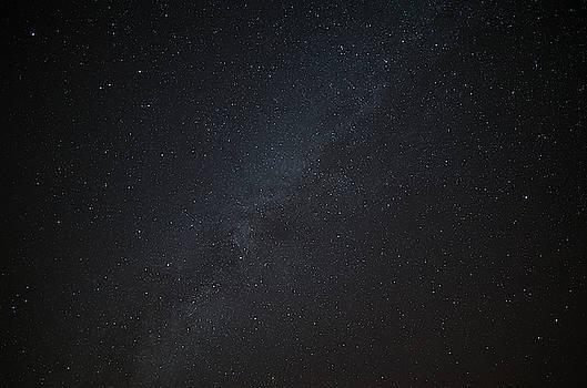 Milky Way Desert Sky by Steve Gadomski
