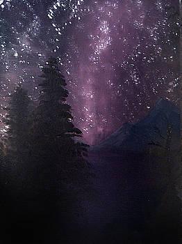 Chance Kafka - Milky Way Lake