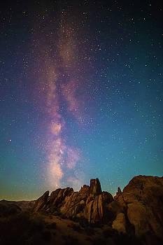 Milky Way Sunrise  by Matt Deifer