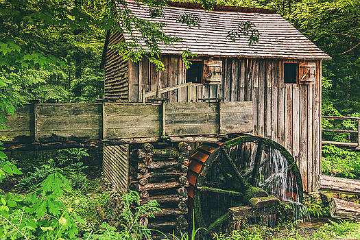 Mill at Cades Cove by ProPeak Photography