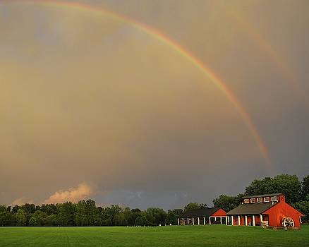 Millstream Rainbow by Jeff Burcher