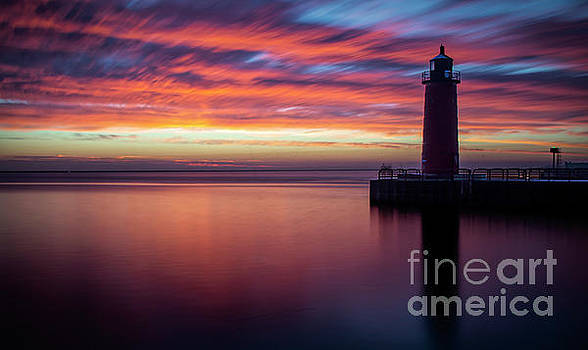 Milwaukee Harbor by Randy Kostichka