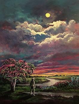 Mimosa Memories by Randy Burns