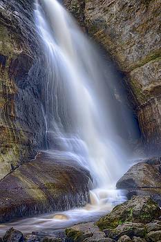 Miners Falls by Brad Bellisle