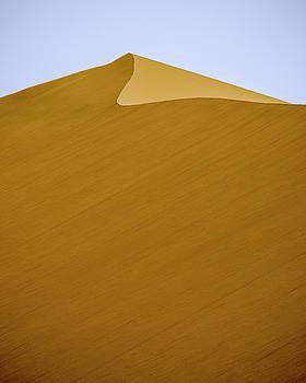 Mingsha Dunes at Dunhuang Gansu China by Adam Rainoff