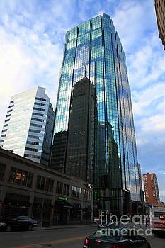 Minneapolis Skyline ATT Tower Foshay Tower by Wayne Moran