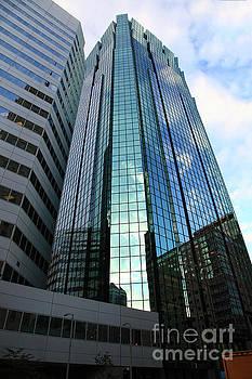 Minneapolis Skyline ATT Tower by Wayne Moran
