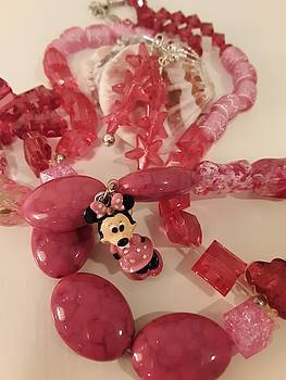 Minnie Mouse Jewelry Set by CG Abrams